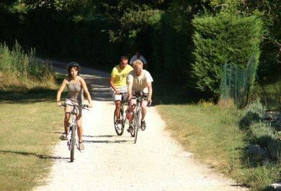 Balade à vélo - Faire des balades à vélo au départ du camping