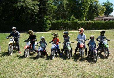 Moto-cross - Faire du moto-cross en Dordogne
