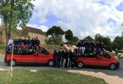 Pompiers - Groupe de pompiers