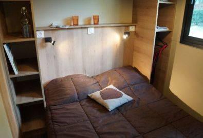 Chambre - Chambre parentale avec lit double