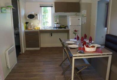 Cuisine - Une cuisine aménagée et équipée