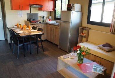Cuisine - Une cuisine équipée pour 5 personnes