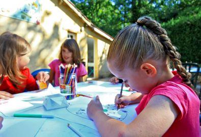peintures - des ateliers de peinture pour les enfants