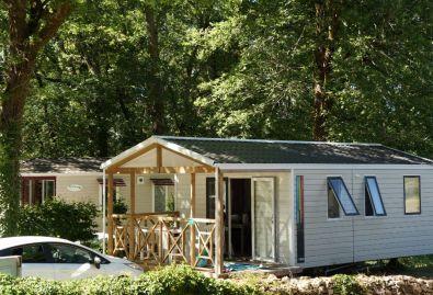 mobile home 4 places - dordogne perigord noir